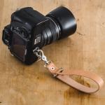 dragonne cuir naturel photographe