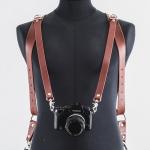 harnais cuir photographe