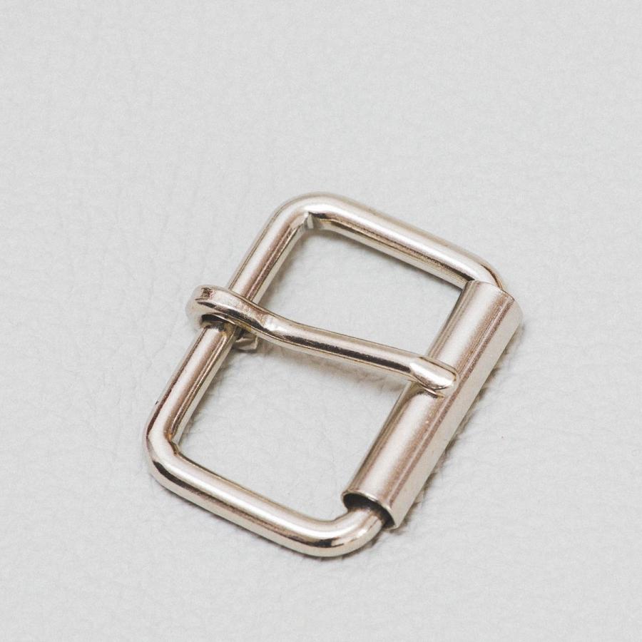 boucle 35mm à ardillon – acier nickelé