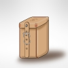 Deleather etui objectif naturel